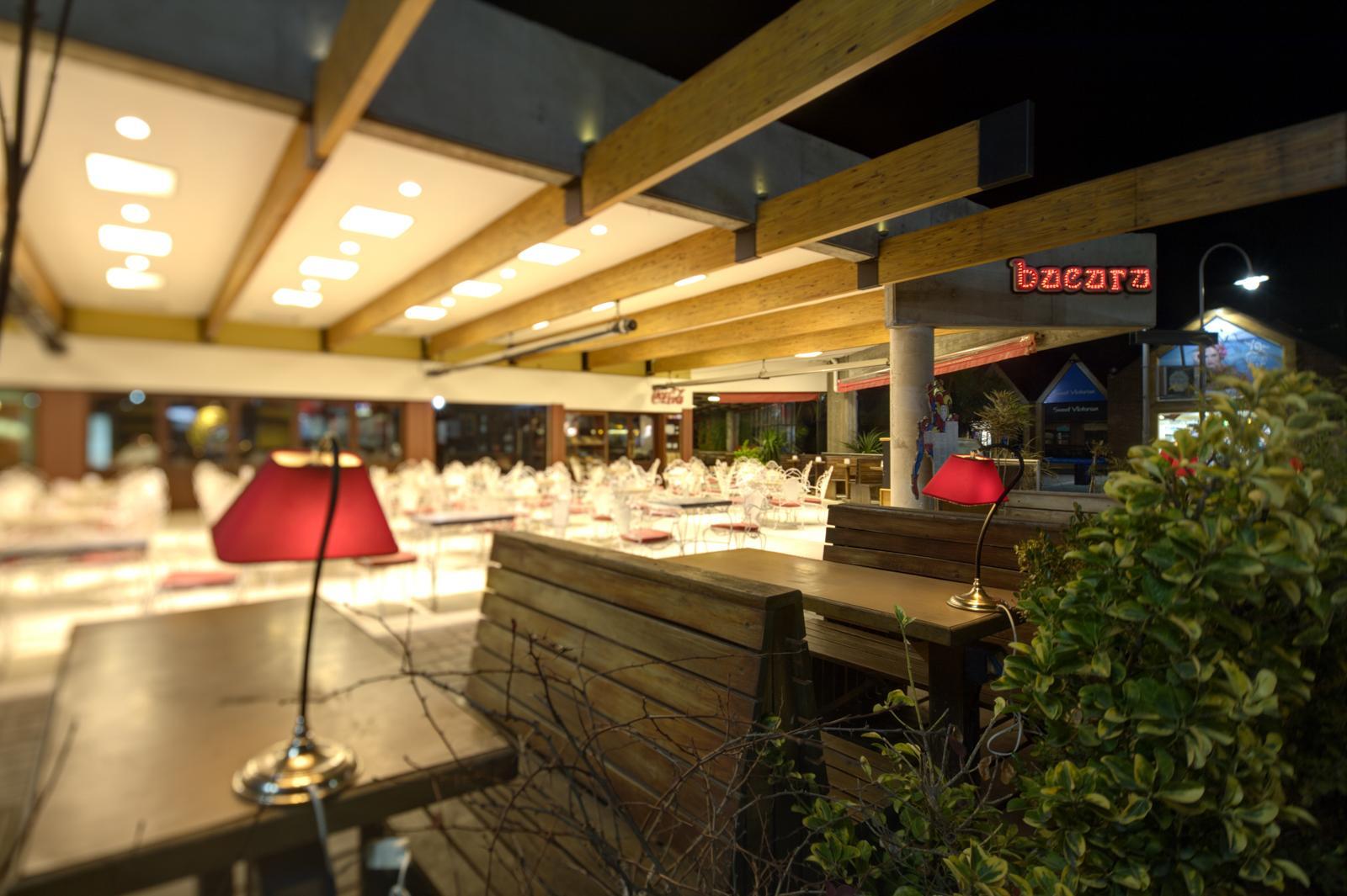 Fotografía de cafetería Bacará - Fotógrafo de interiorismo Andreas Grunau