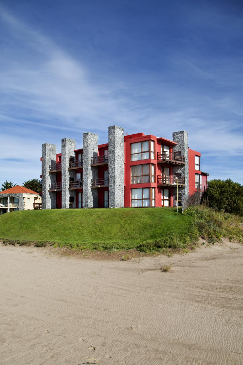 Vistas exteriores de Hotel Alta Playa Mar de las Pampas