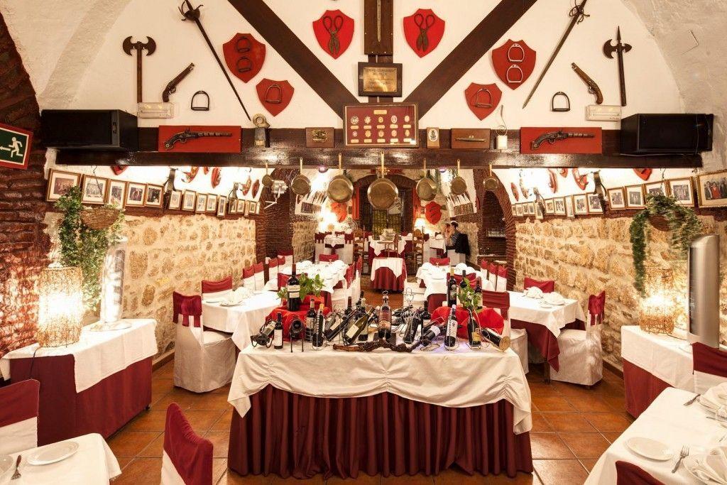 Restaurante la Muralla - Fotografía de Andreas Grunau.
