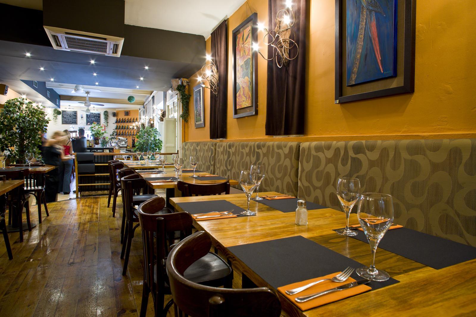 Restaurante Vino Mío - fotógrafo Andreas Grunau - xploras.
