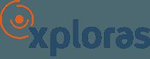 Logo xploras - Andreas Grunau