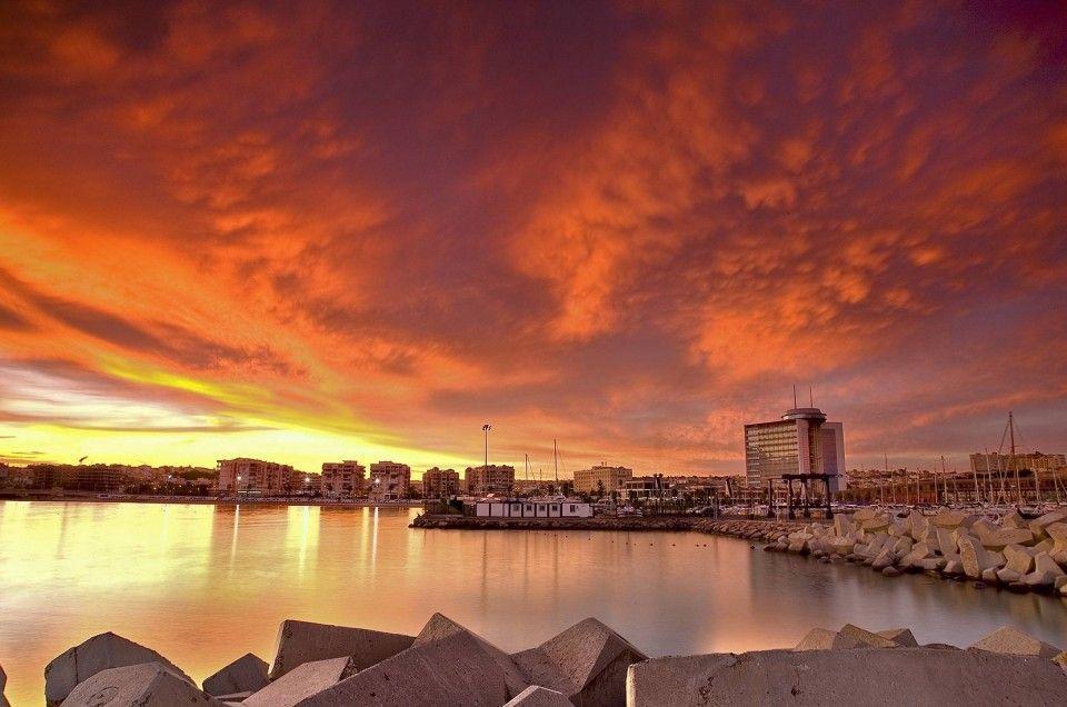 Visita virtual turística de la ciudad de Melilla