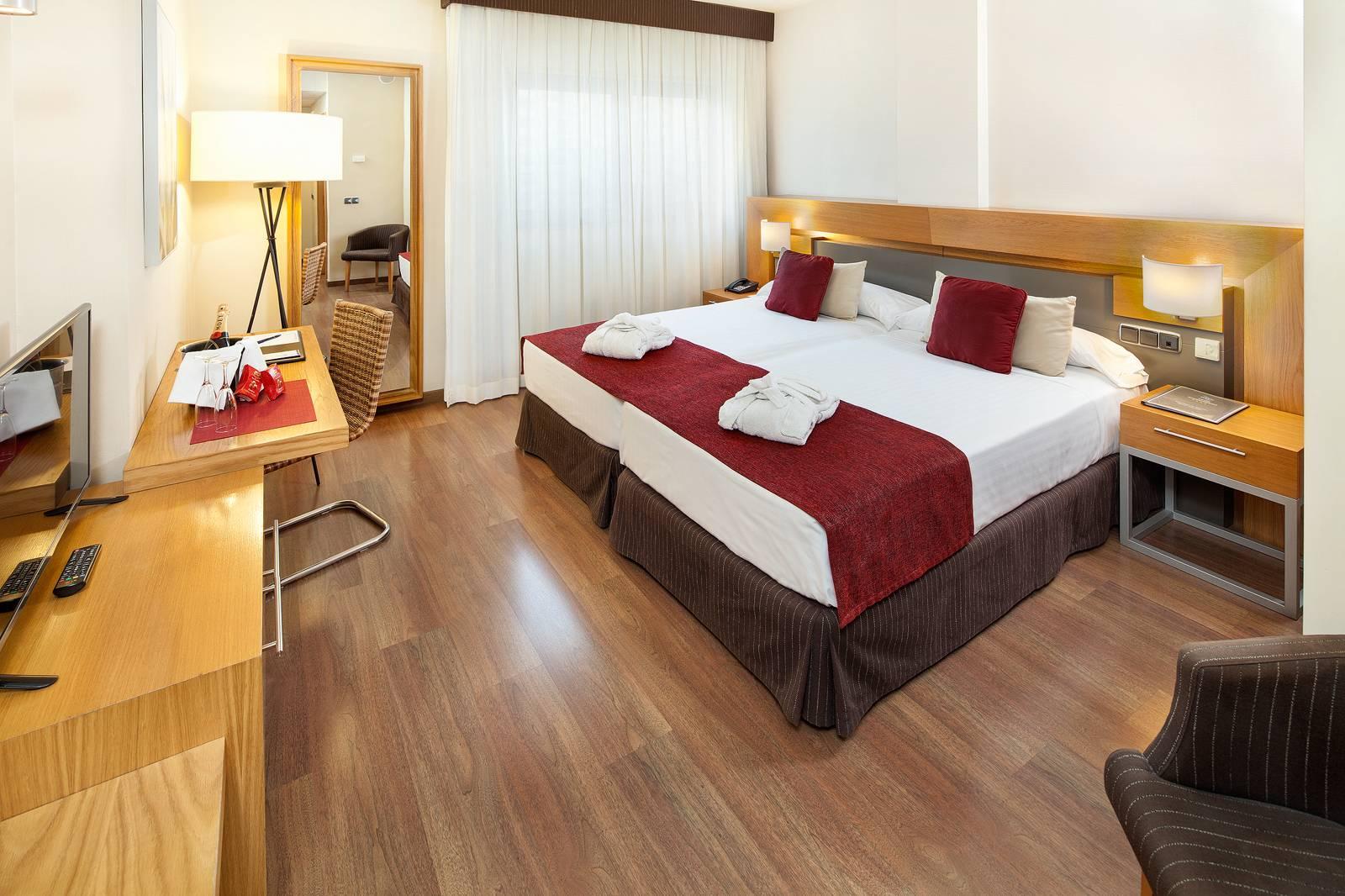 Fotógrafo de hoteles Andreas Grunau - fotografía de habitación de hotel