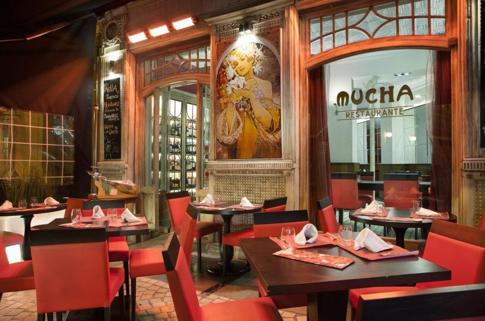 Mucha – Nuevo restaurante en Malaga