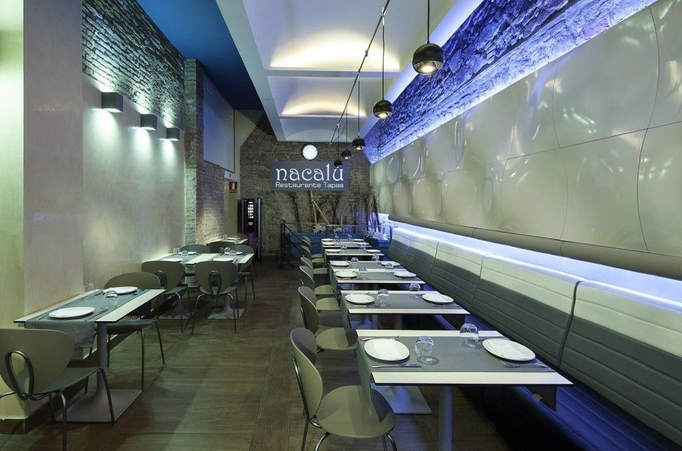Fotografía de restaurantes – Nacalú de Málaga