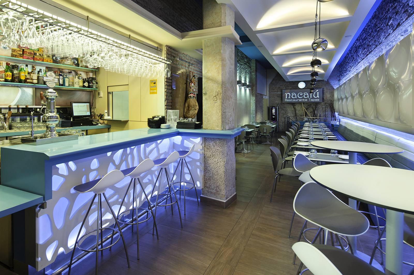 restaurante en malaga - fotógrafo de arquitectura - fotógrafo para restaurantes