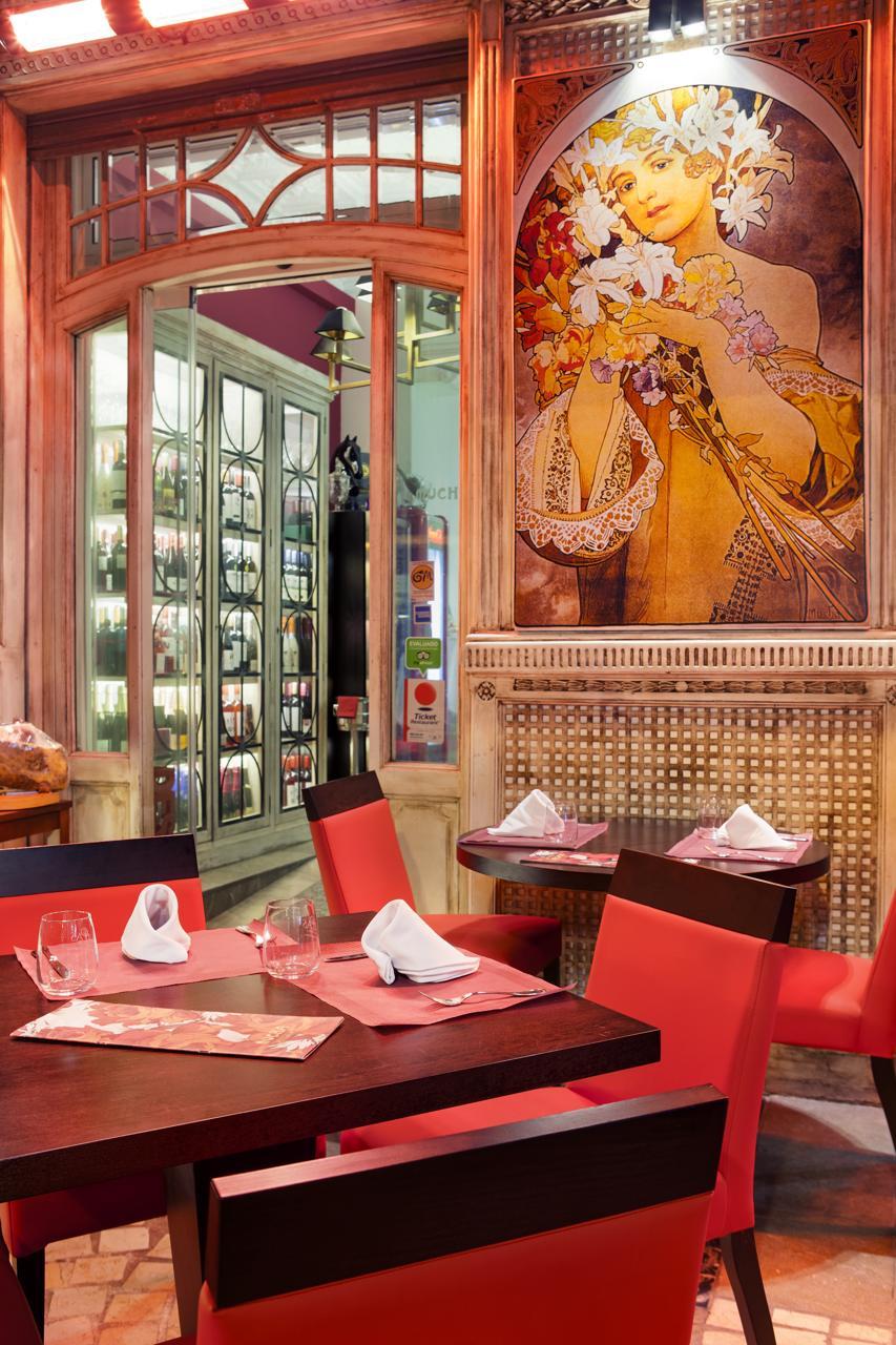 Restaurante Mucha en málaga - fotógrafo Andreas Grunau - fotógrafo de restaurante