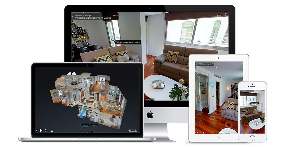 realidad virtual para inmobiliarias, andreas grunau