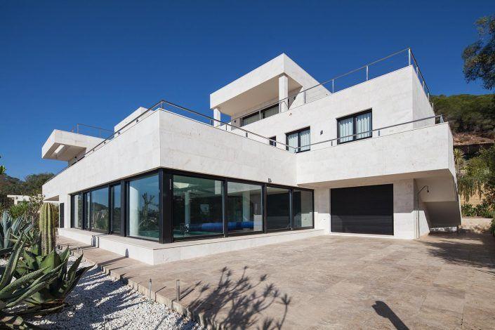 fotografia de arquitectura, fotografo andreas grunau, villa, sotogrande, villa en sotogrande