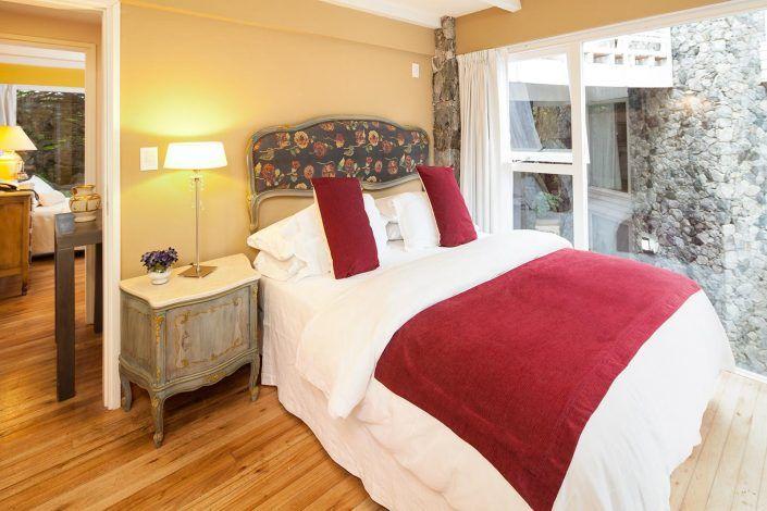 habitación de hotel, fotografo andreas grunau, cama de hotel