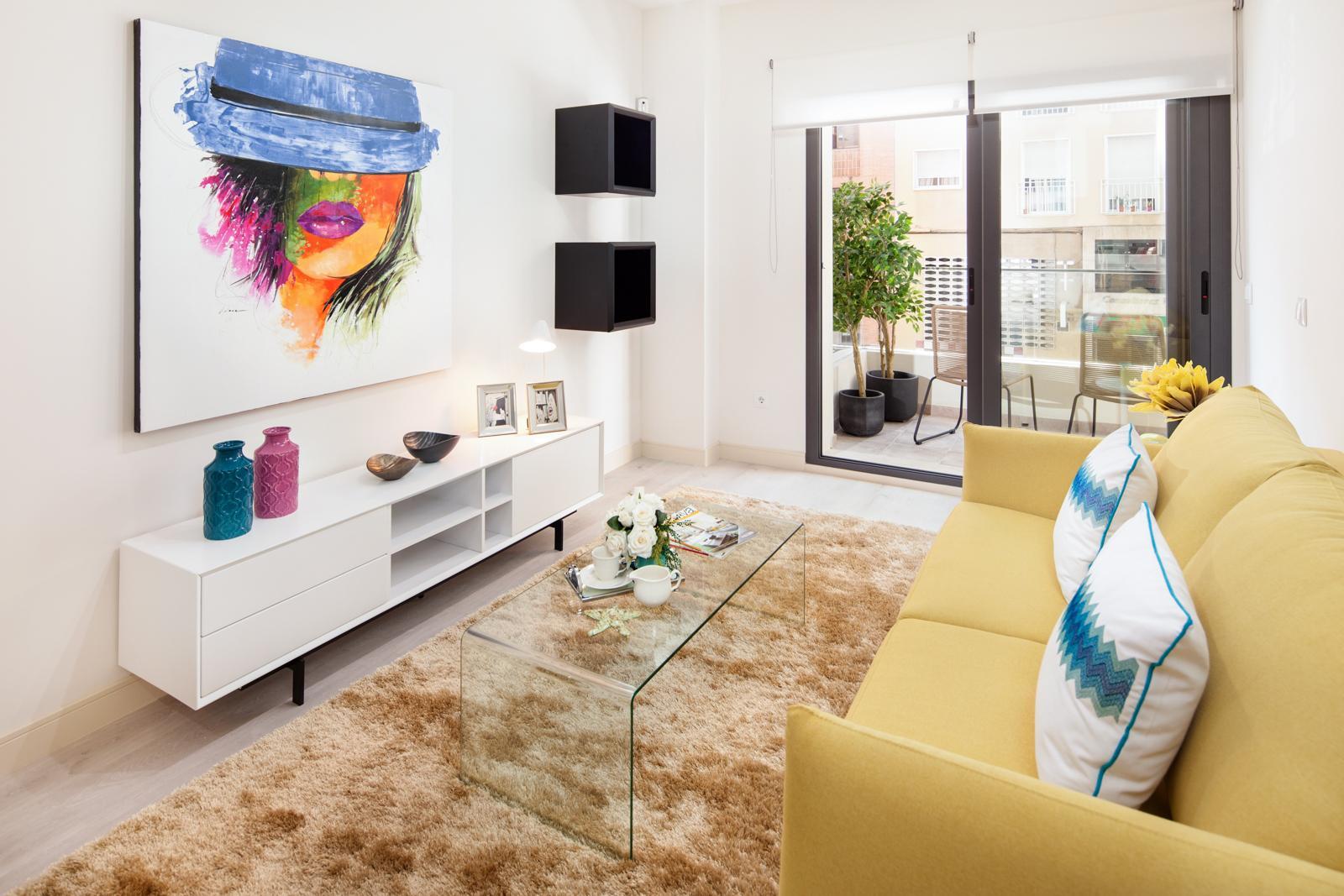 Decorar un piso moderno affordable martimo tu casa bonita - Decorar piso pequeno moderno ...