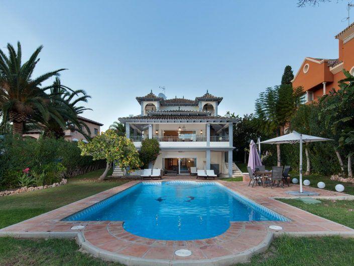 Villa en Marbella, casa de lujo, fotografo andreas grunau