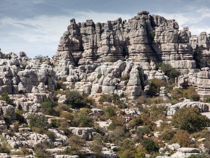 roca kárstica de antequera, visitar antequera
