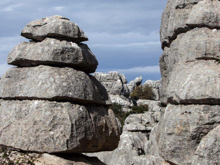 rocas del torcal de antequera, visita virtual de Antequera