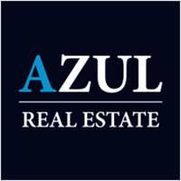 Logo inmobiliarias Azul
