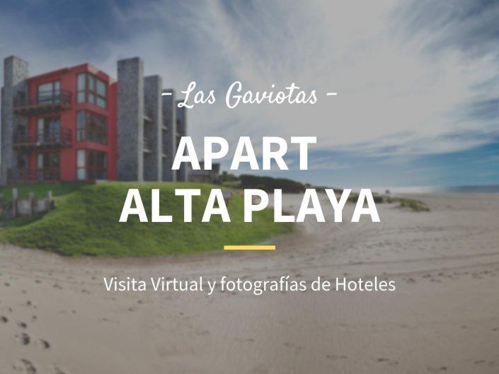 Visita virtual de hotel Alta Playa