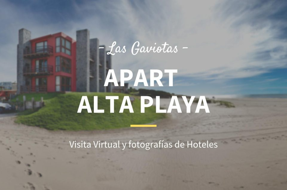 Apart Alta Playa Mar de las Pampas
