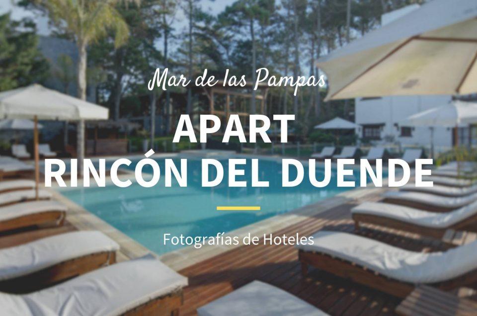 Apart Hotel Rincón del Duende en Mar de las Pampas