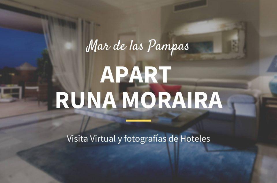 Apart Runa Moraira en Mar de las Pampas