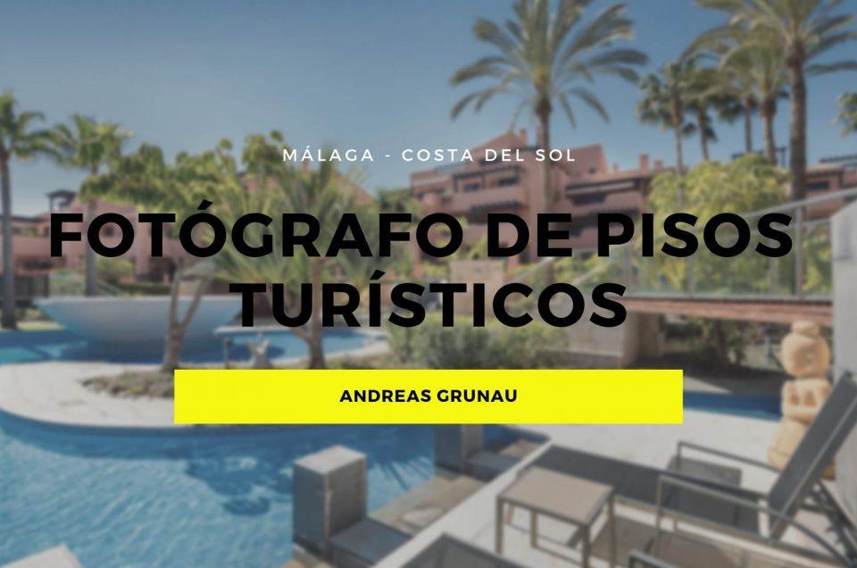 Reportaje fotográfico a apartamento vacacional en Málaga