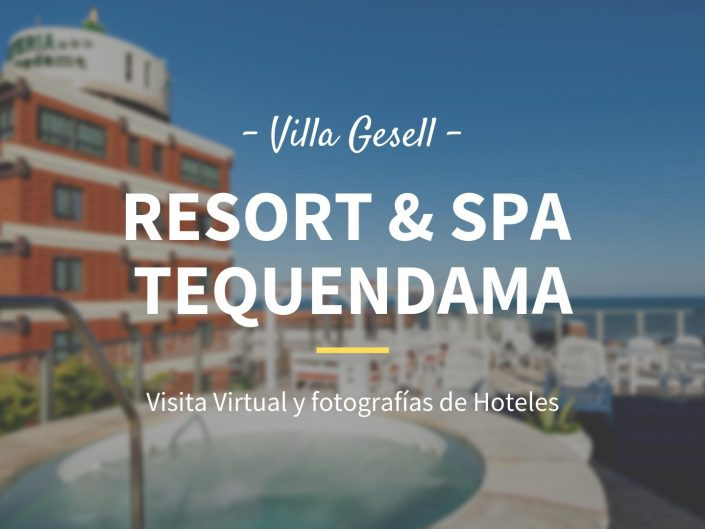 Visita virtual hotel Tequendama