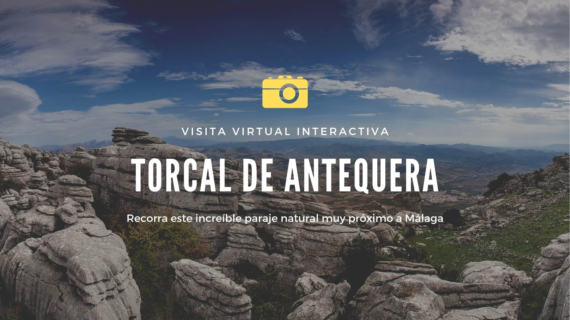 Visita Virtual de el Torcal de Antequera