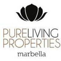 Logo inmobiliaria Pure Living